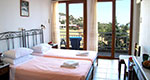 Double room in hotel Artemon at Sifnos