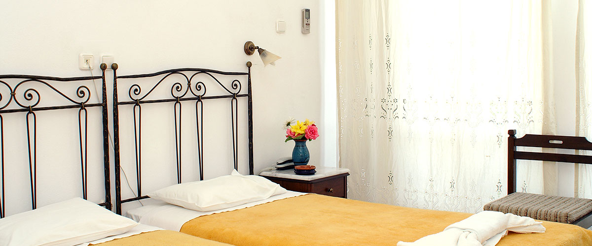 Reservation for Artemon Hotel in Sifnos