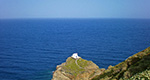The church of seven Martyrs in Kastro of Sifnos