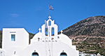 The church of Taxiarchis in Vathi of Sifnos
